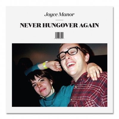 joyce-manor - Never Hungover Again CD