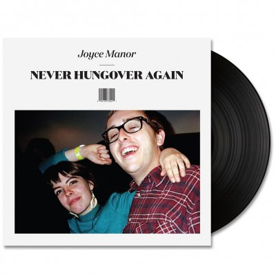 joyce-manor - Never Hungover Again LP (Black)