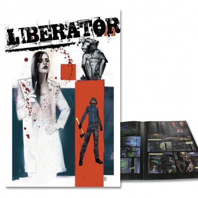 Liberator - Liberator: Salvation Of Innocents-Issue 2 Cover A