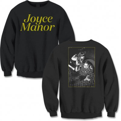 joyce-manor - Joyce Manor Logo Crewneck Sweatshirt