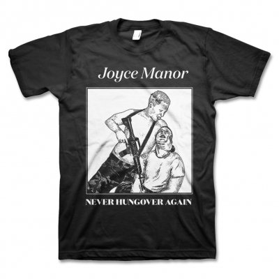joyce-manor - Army T-Shirt (Black)