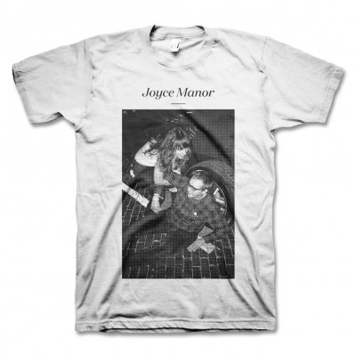 Joyce Manor - Matt + Frank T-Shirt (White)