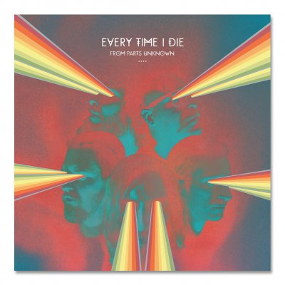Every Time I Die - From Parts Unknown CD