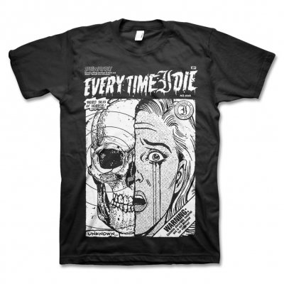 Every Time I Die - Screamer T-Shirt