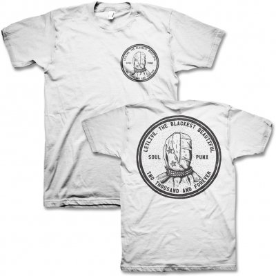 Letlive - Coin T-Shirt (White)