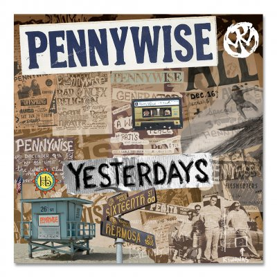 Pennywise - Yesterdays CD