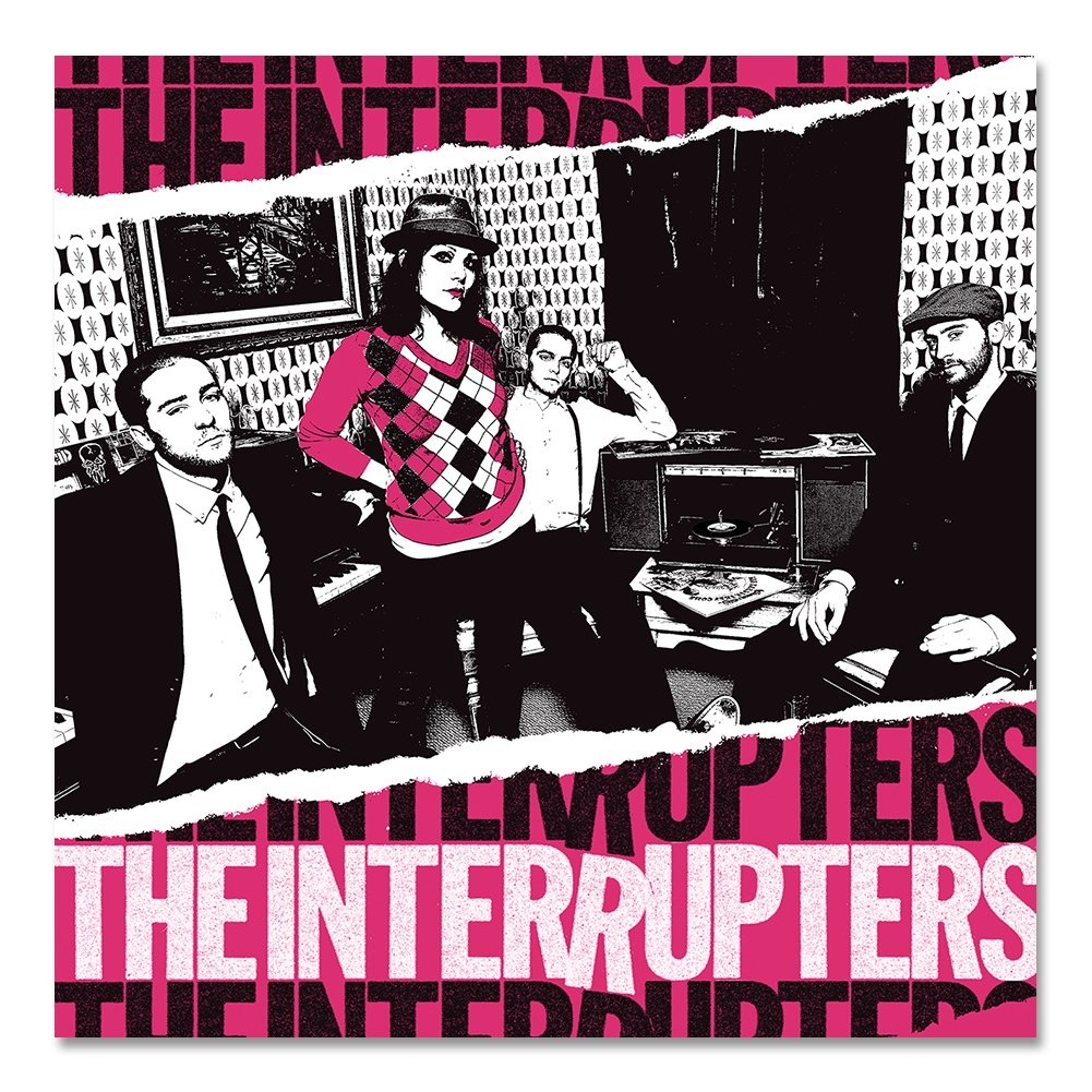 The Interrupters CD