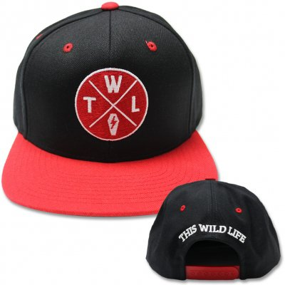 This Wild Life - Coffin Bolt Snapback Hat