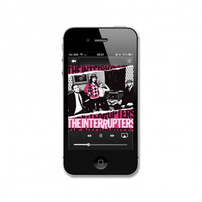 the-interrupters - The Interrupters - Digital Download