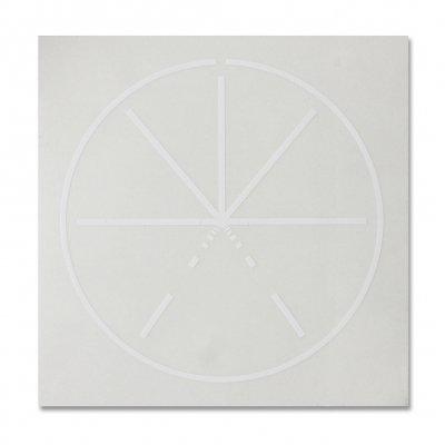 touche-amore - Asterisk Window Sticker