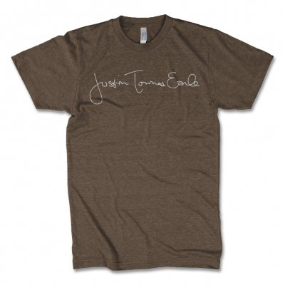 Justin Townes Earle - Signature Tee