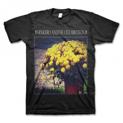 frank-iero - Flowers T-Shirt