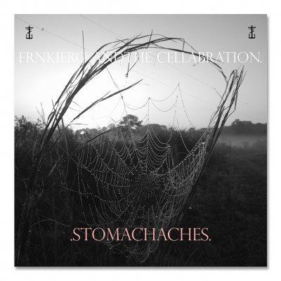 Frank Iero - .STOMACHACHES. - CD