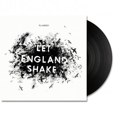 PJ Harvey - Let England Shake 180 Gram LP
