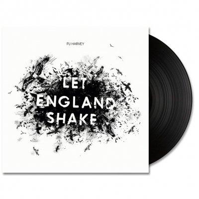 vagrant - Let England Shake 180 Gram LP