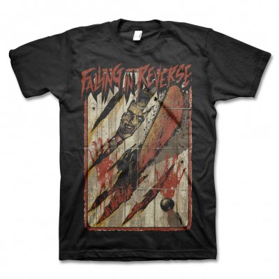 Falling In Reverse - Chainsaw Tee (Black)