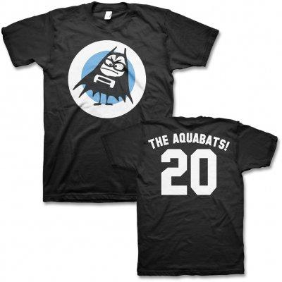 the-aquabats - Blue Dot Tee
