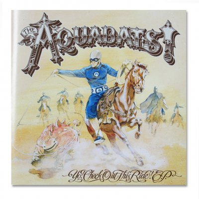 the-aquabats - Yo, Check Out This Ride EP - CD