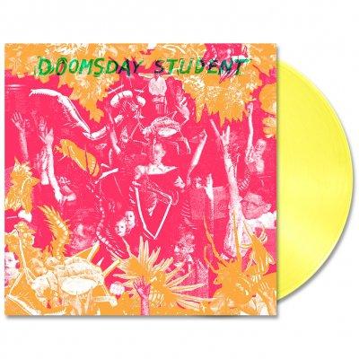 Doomsday Student - A Walk Through Hysteria Park - LP (Yellow)