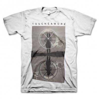 Touche Amore - Umbrella T-Shirt (White)