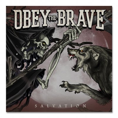 Obey The Brave - Salvation CD