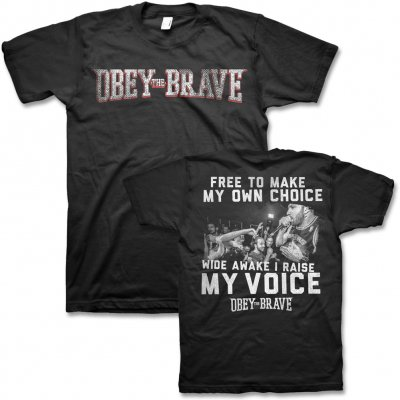 Obey The Brave - Obey The Brave Live T-Shirt