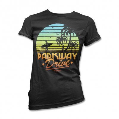 Parkway Drive - Summer T-Shirt (Women's)