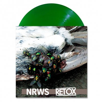 "three-one-g - Retox / Narrows - Split 7"" (Kelly Green)"