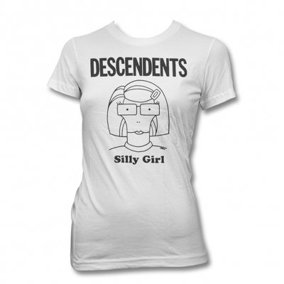 Descendents - Womens Silly Girl Shirt