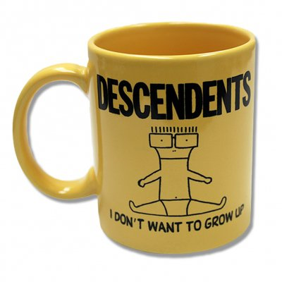 Descendents - I Don't Want To Grow Up - Mug