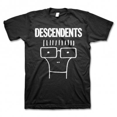 Descendents - Classic Milo Tee (Black)