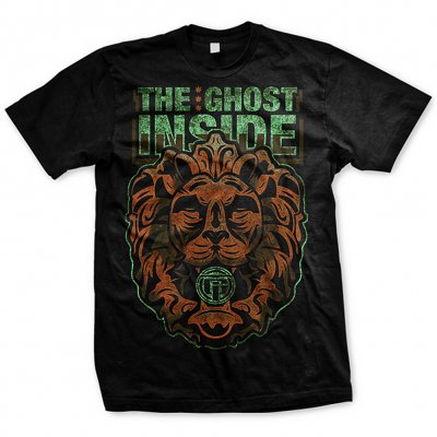 The Ghost Inside - Lion Head Tee