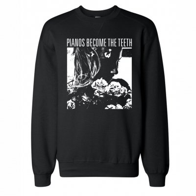 pianos-become-the-teeth - Faces Crewneck Sweatshirt