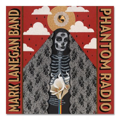 Mark Lanegan - Phantom Radio CD