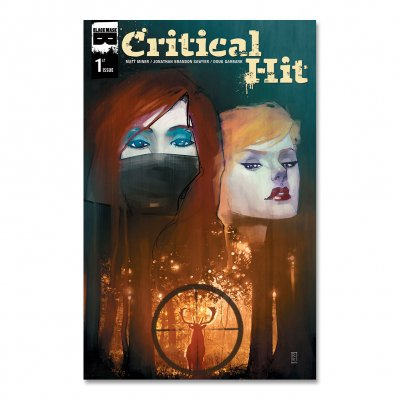 Critical Hit - Critical Hit - Issue #1