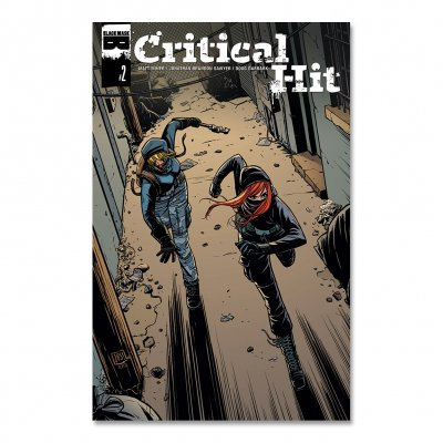Critical Hit - Critical Hit - Issue #2