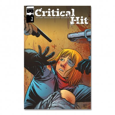 Critical Hit - Critical Hit - Issue #3