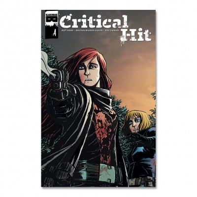 Critical Hit - Critical Hit - Issue #4