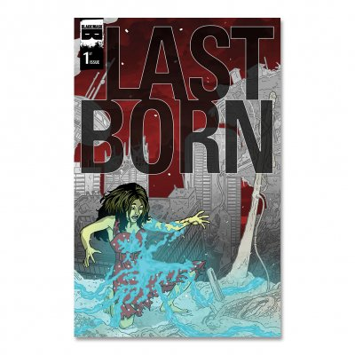 Last Born - Last Born - Issue #1