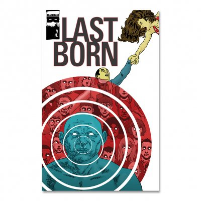 Last Born - Last Born - Issue #2