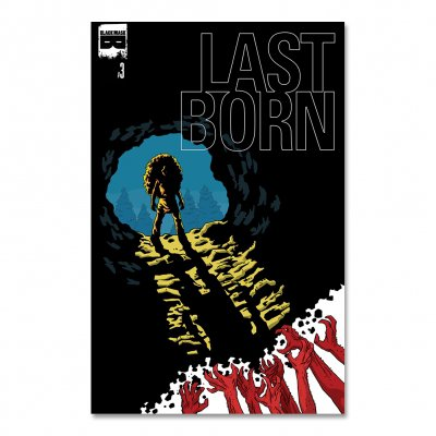 black-mask-studios - Last Born - Issue #3