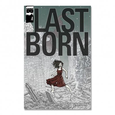 Last Born - Last Born - Issue #4