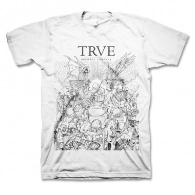 trve-brewing-company - Brewer T-Shirt (White)