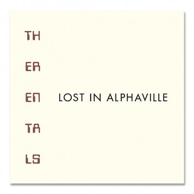 the-rentals - Lost In Alphaville CD