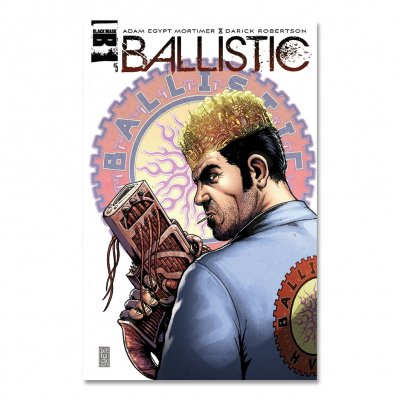 Ballistic - Ballistic - Issue 5
