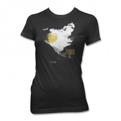 IMAGE | Alps T-Shirt - Women's (Black)