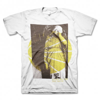 pianos-become-the-teeth - Statue T-Shirt (White)