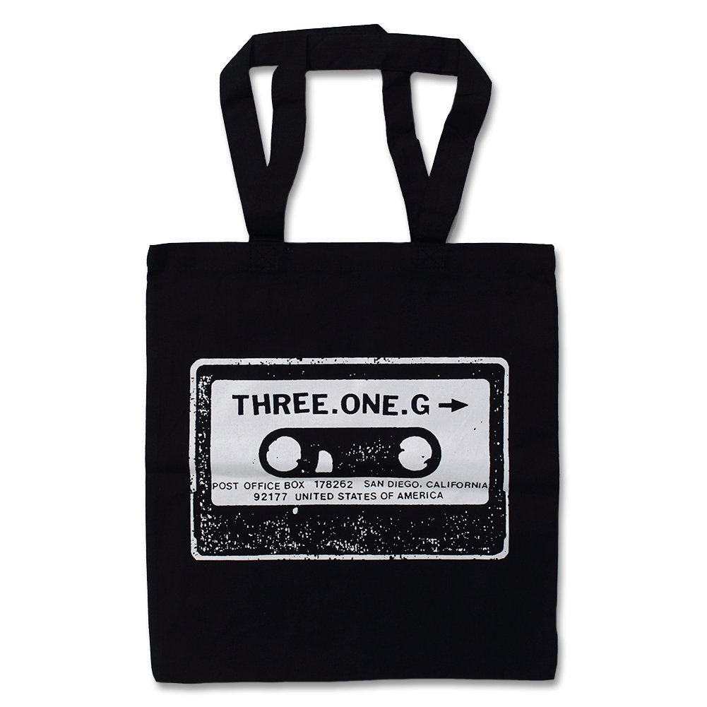 IMAGE | Cassette Tote Bag