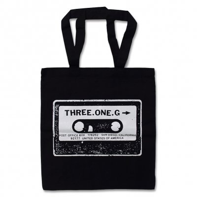 three-one-g - Cassette Tote Bag