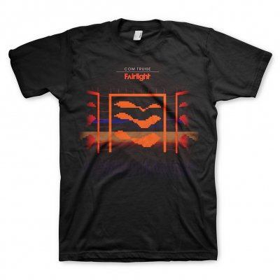 com-truise - Fairlight T-Shirt (Black)